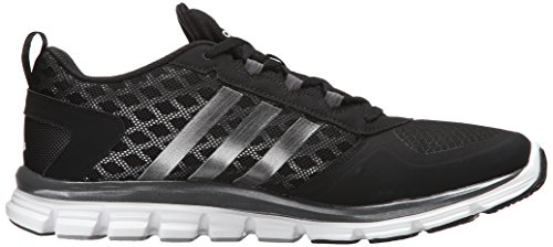 Adidas Performance Speed â??â??Trainer 2 Formazione scarpe, nero / carbonio metallizzato / Oro colle Black/White/Carbon Metallic
