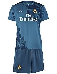 Real Madrid Ronaldo - Camiseta y pantalones de fútbol para niños 3962105a2db56