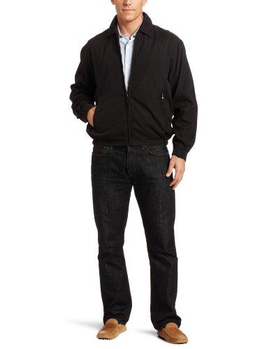 london-fog-mens-tall-auburn-zip-front-light-mesh-lined-golf-jacket-cement-large