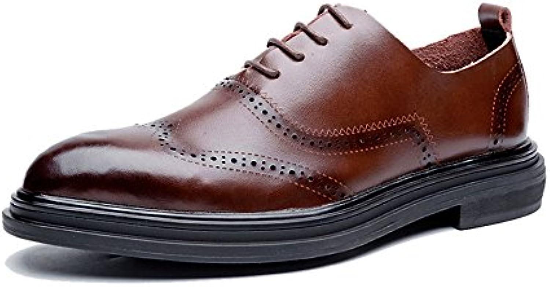 Yajie-scarpe, Scarpe Oxford da Uomo da Uomo, Uomo, Uomo, Scarpe Casual Nuove Stile Classico Semplice Stile Britannico (Coloree... | Outlet  | Maschio/Ragazze Scarpa  f44ced