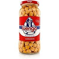 Luengo - Garbanzo Cocido En Frasco De 570 g