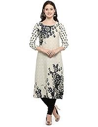Venika Creations Designer Multi Color Casual Printed Women Kurti
