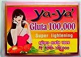 ya-ya Gluta 100,000Herbal Skin Whitening Soap 1x 80g anti macchia–Beauty Soap Buy 1Get 1free. immagine