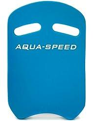 AQUA-SPEED® Zapatos de Aqua - Model 26(tamaños: 22-40Unisex antideslizante estructura Piscina Piscina Cierres de Ganchos y bucles Neopreno), Pink-Light Pink-Blue, 31 EU