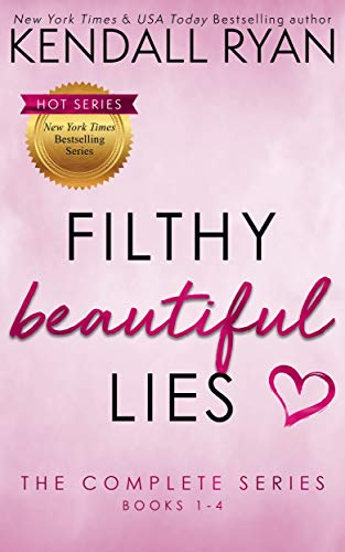 Filthy Beautiful Lies: The Complete Series (English Edition) -