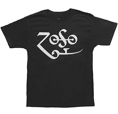 Jimmy Page - Zoso T-Shirt (L, schwarz) (Shirt Zoso)