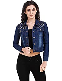 40c2482714ee Denim Women s Jackets  Buy Denim Women s Jackets online at best ...