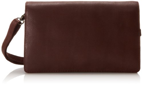 derek-alexander-ew-full-flap-clutch-organizer-brown-one-size