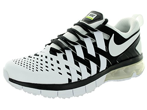 Nike - Scarpe da ginnastica Fingertrap Max, Uomo black white 011