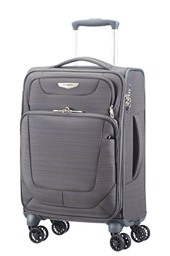 Samsonite Spark Spinner 67/24 Exp Koffer, 67cm, 80 L, Black