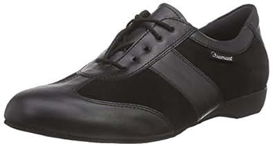 Diamant Diamant, Chaussures de Danse de salon homme - Noir (Noir) - 39 1/3 EU (Taille Fabricant : 6 UK)
