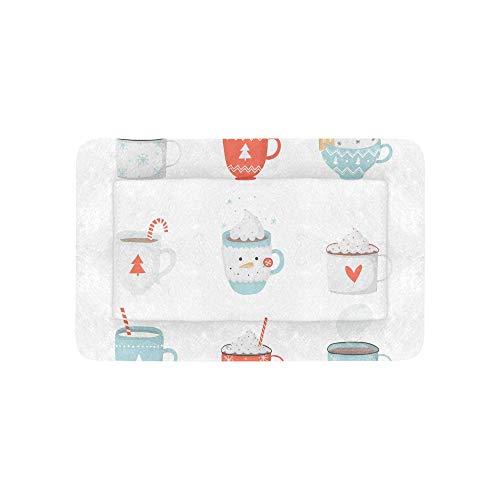 Essen Und Trinken Nette Sahnemilch Extra Große Individuell Bedruckte Bettwäsche Weiche Hundebett Couch Für Welpen Und Katzen Möbelmatte Höhlenauflage Kissen Innen Geschenk Lieferanten 36 X 23 Zoll