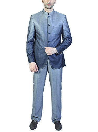 Park Avenue Purple Terelyne Blend Suit
