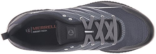 Merrell Crusher, Chaussures de Trail Homme, Gris Multicolore (Granite/Black)