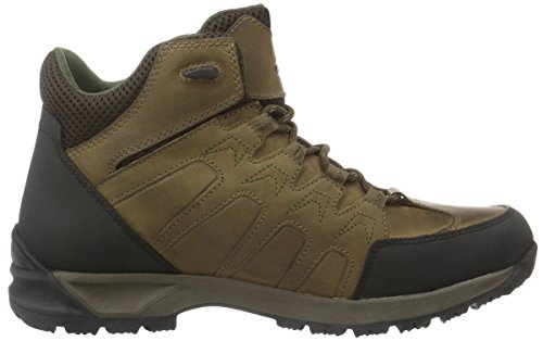 camel active Herren Hunter Gtx 13 Kurzschaft Stiefel Braun (mushroom/black 01)