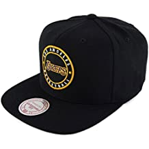Cappellino Patch Lakers Mitchell   Ness cappellino baseball cap snapback cap 72c90e1885af