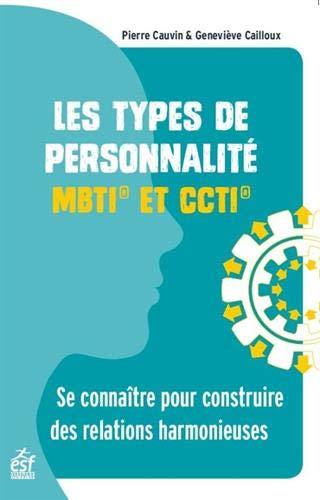 Les types de personnalité MBTI et CCTI : Se connaître pour construire des relations harmonieuses