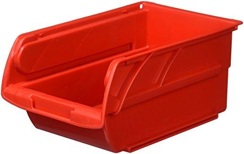 Stanley, 056200-004, lagersichtbox, lo spazio di archiviazione di 2 litri, rosso, 10,8 x 16,5 x 7,5 c