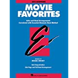 Movie Favorites-Alto Saxophone (Essential Elements Band Method)