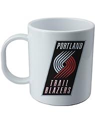 Taza y pegatina de Portland Trail Blazers - NBA