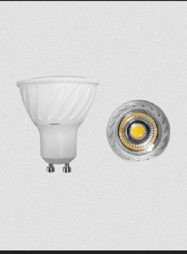 Spot lED culot gU10luminosissimo dichroïque 8.5W = 60W blanc chaud LED COB techology