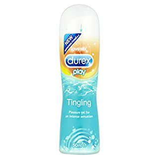Durex Lubricant Tingle Gel, 50 ml