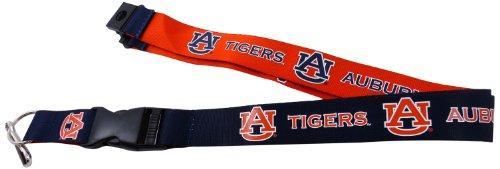 Auburn Tigers Lanyard (NCAA Kentucky Wildcats wendbar Lanyard, Herren Mädchen Jungen unisex, merhfarbig)