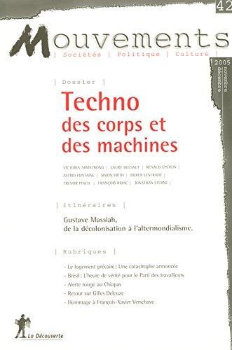 Techno des corps et des machines