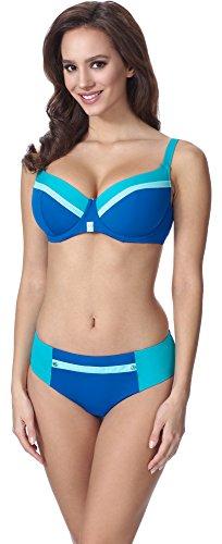 Feba Figurformender Damen Bikini F06A Muster-343