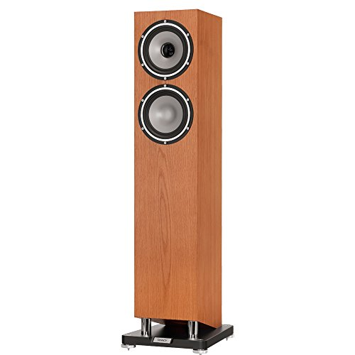 Tannoy Revolution XT 6 °F Oak Stain Stand Speaker – Pair