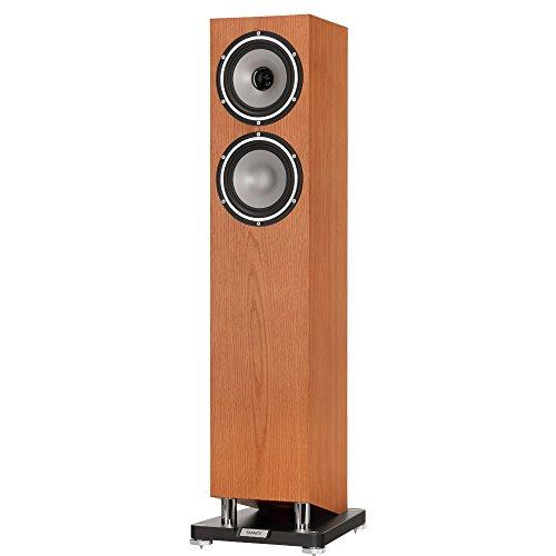 Tannoy Revolution XT 6°F Oak Stain Stand Speaker–Pair