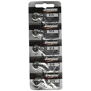 5315Energizer Watch Batterien SR616SW Akku New