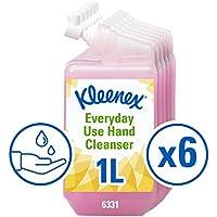 Kleenex 8573 Ultra Toilet Tissue, 150 1 capas Hojas por rollo Y Dispensador
