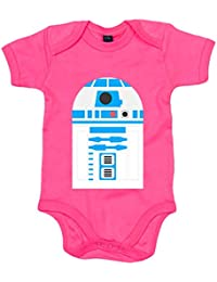 Body bebé Star Wars R2D2 androide