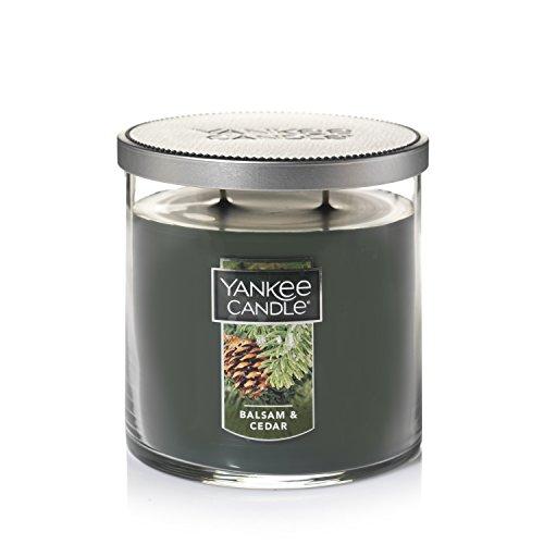 Yankee Candle Duftkerze im Glas, 2 Dochten, Cascading Snowberry Kerzen Medium 2-Wick Tumbler -