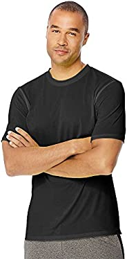 Hanes Sport Men's Heathered Performance T-S