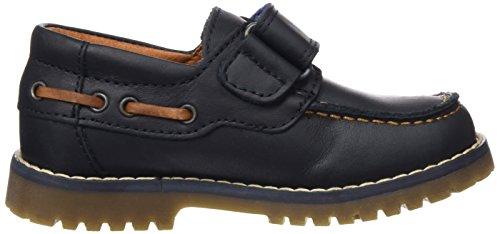 Pablosky 667512, Chaussures Garçon, Bleu Marine Bleu