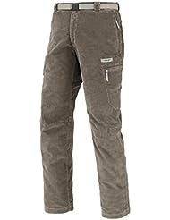 Trango Goym - Pantalón largo para hombre, color marrón, talla XL
