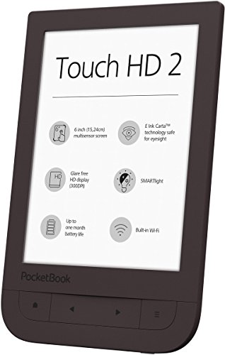 Pocketbook Touch HD 2 dark chocolate