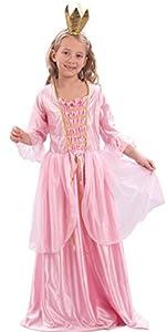 Reír Y Confeti - Fiafee007 - Disfraces para Niños - Princesa