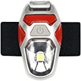 Orion Strobe Light : USB Rechargeable Clip on : Waist belt : 30 Lumens : See and be seen!