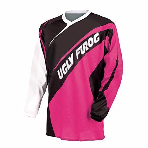 Uglyfrog Bike Wear Herren Downhill/MTB Jersey Mountain Motorrad Clothes Fahrradtrikot Langarm Freeride BMX Fr¨¹hling Top (Daisy Langarm-shirt)