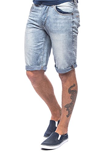 Indicode -  Pantaloncini  - Uomo Blu