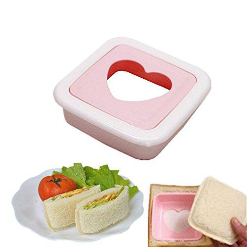 andwichschneider Brotform DIY Toast Hersteller Plätzchen Frucht Schneider Bento Maker von SamGreatWorld ()