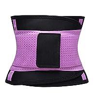 Women's Waist Trainer Belt-Waist Cincher Trimmer Slimming Body Shaper Belt Sport Girdle Belt
