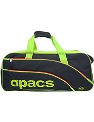 Apacs Hafiz Hashim doble compartimento bolsa de bádminton (ap2515)