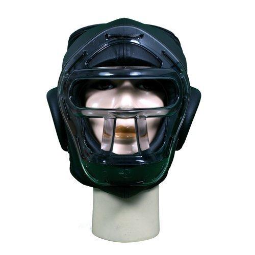 Krav Maga Optisch Head Guard Kampfsport Helm Training Voll Gesichtsmaske