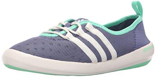Adidas Outdoor-Climacool Boot Sleek-Wasserschuh, schwarz / Kreide WeiÃ? / Schwarz, 5 M Us Super Purple/Chalk White/Green Glow