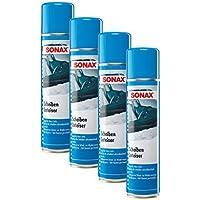 SONAX 4X 03313000 ScheibenEnteiser Eisfrei Antifrost Spray 400ml