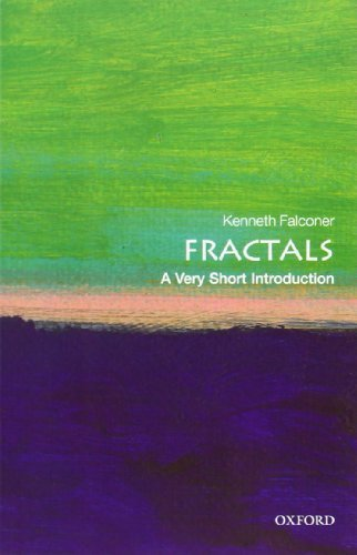 Fractals: A Very Short Introduction (Very Short Introductions) by Falconer, Kenneth (2013) Paperback